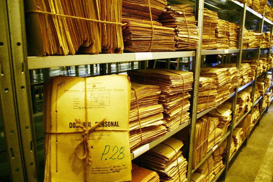 Independența arhivistică a României